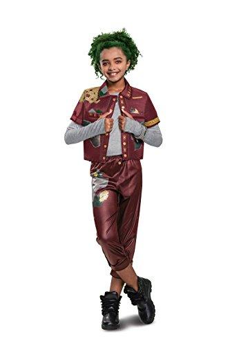Disney Zombies Eliza Deluxe Girls Costume, Medium (7-8)