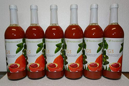 Pharmanex G3 Juice (Pack of Six)