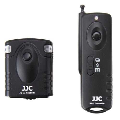 JM-M - Mando a Distancia inalámbrico para cámara Nikon Z6 Z7 D90 D600 D7100 D7000 D5200 D5100 D5000 D5600 D3200 P7700 P7800 P1000