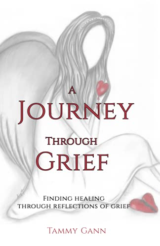 Grief Journal: A Journey Through Grief: Finding healing through reflections of grief