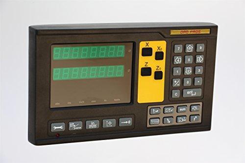 Electronica EL400 12' x 40' 2 Axis Lathe Digital Readout DRO Kit