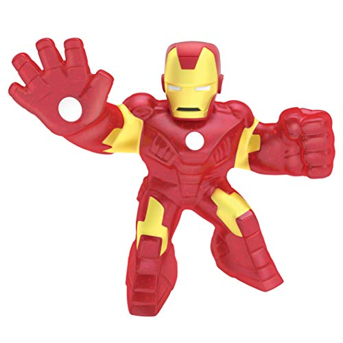 Heroes of Goo Jit Zu Marvel, Action Figure - Iron Man