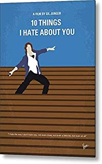 Best 10 things i hate about you movie poster Reviews