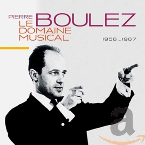 Le Domain Musical/1956-1967 (Limited Edition)