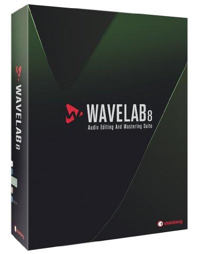Preisvergleich Produktbild Steinberg WaveLab 8 Retail GBDFIES (502020160)