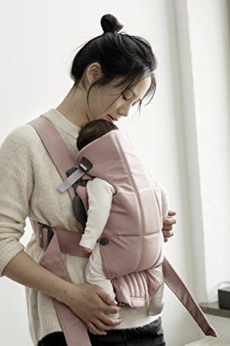 BabyBjörn(ベビービョルン)抱っこ紐【日本正規品保証付】ベビーキャリアMINIダスティピンク021014