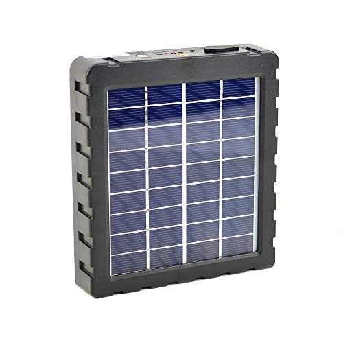 PNI Solar Ladegerät Greenhouse P10 1500mAh für Jagdzimmer