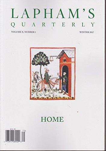 Laphams Quarterly Winter 2017