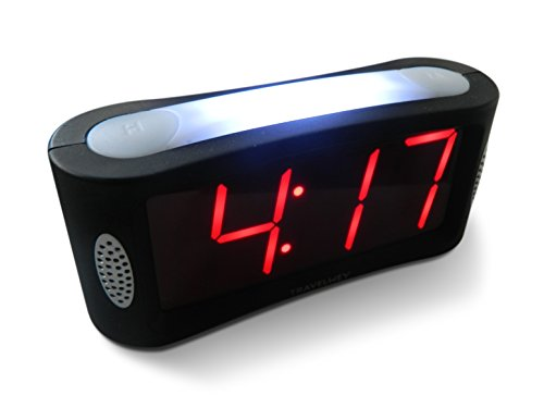 Travelwey Home LED Digital Alarm Clock Review
