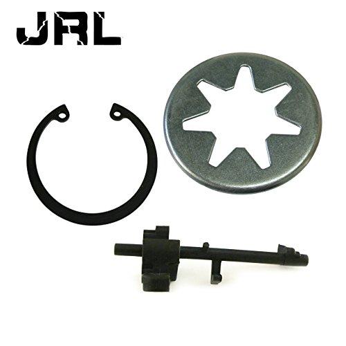 Jrl Chaîne tambour d'embrayage Rondelle Arrêt contrôle pour Stihl 038 MS380 Ms381 Chiansaws