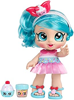 Kindi Kids Snack Time Friends Pre School 10 inch Doll Jessicake