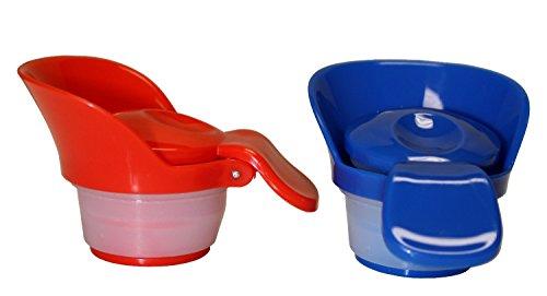 Jokari 2 Count Push-and-Pour Milk Spouts