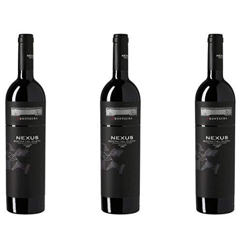 Nexus Vino Tinto Plus - 3 botellas x 750ml - total: 2250 ml