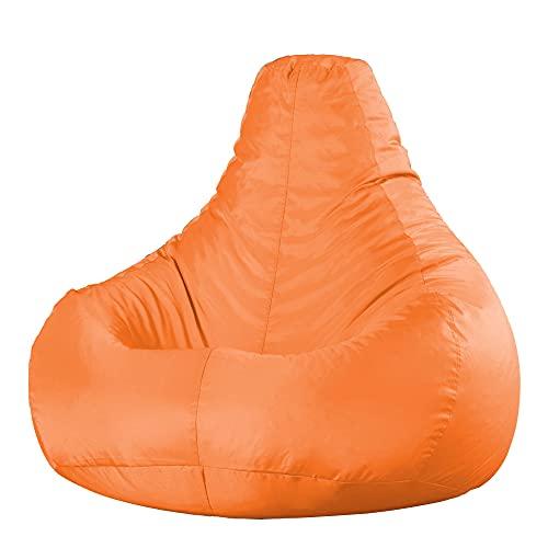 """Bean Bag Bazaar """"Designer Recliner"""", Gaming-Sitzsack - 90cm x 73cm, Wasserabweisend, Gamer Sitzsäcke für den Innen- und Außenbereich, Wohnzimmer"""