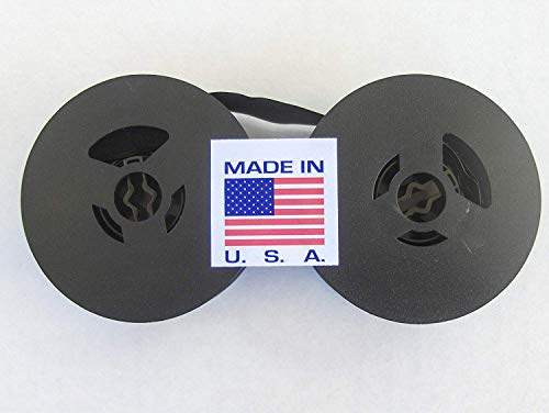 Typewriter Ribbon for Smith Corona, SCM, Royal, Adler, Olivetti, Olympia Typewriters Freshly Made in America.