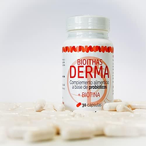 Bioithas DERMA - Complemento alimenticio a base de probióticos y biotina para el cuidado de la PIEL
