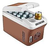 Nevera Portátil Coche refrigerador portátil 15L pequeño...