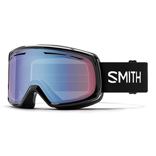 Smith Drift Skibril voor dames, zwart