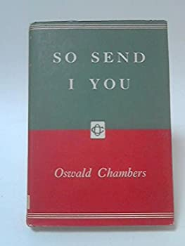 Hardcover So Send I You: A Series of Missionary Studies Book