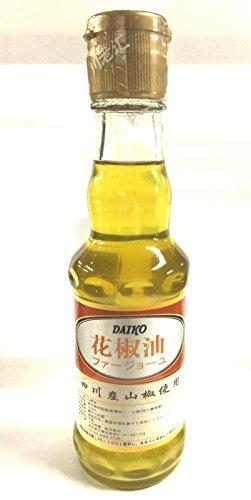 DAIKO 花椒油 ファージョーユ 四川産山椒使用 210ml