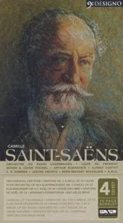 Saint-Saens Fantasie For Harp Op.95 W.Joost Schelling / Christmas Oratorio Vocal Soloists &