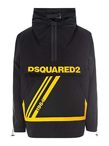 DSQUARED2 Chaqueta Casual - Windbreaker, 48