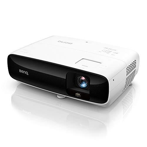 BenQ TK810 UHD Heimkino Projektor 3840x2160 4K UHD 3200 ANSI 10000:1 HDMI USB, weiß-schwarz