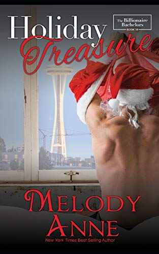 Holiday Treasure: The Lost Andersons - Book Three (Billionaire Bachelors series, Band 10)