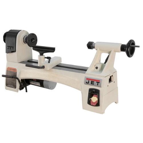 Buy Discount Jet JWL-1015VS 10-Inch X 15-Inch Variable Speed Wood Working Lathe