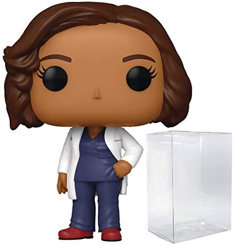 Funko Pop TV: Grey's Anatomy - Dr. Miranda Bailey Vinyl Figure (Includes Compatible Pop Box Protector Case)