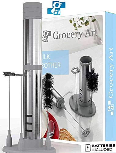 3-in 1 GA Electric Milk Frother Set $5.97 (57% Off)