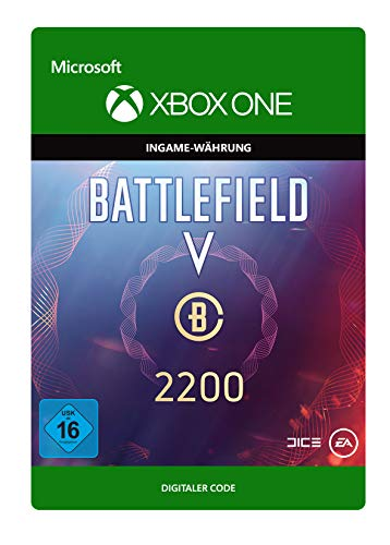 Battlefield V: Battefield Currency 2200   Xbox One - Download Code