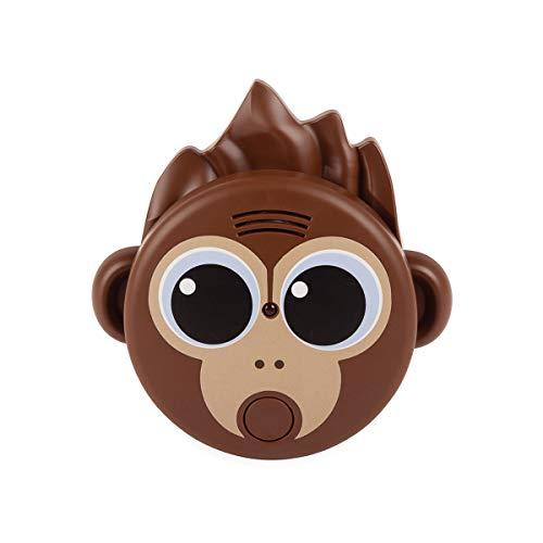 Flow Rookmelder Mister Owl - One size - Monkey Gustaf - Bruin