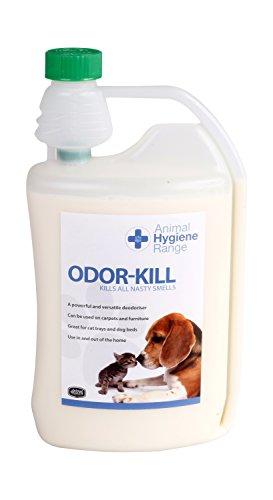 Animaux Hygiène Gamme Odor-Kill, 1 Litre