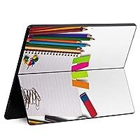 igsticker Surface Pro X 専用スキンシール サーフェス プロ エックス ノートブック ノートパソコン カバー ケース フィルム ステッカー アクセサリー 保護 005932 写真・風景 写真 文房具