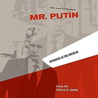 Mr. Putin cover art