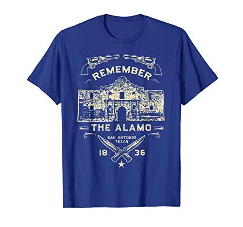 Texas Remember The Alamo San Antonio Pride Shirt