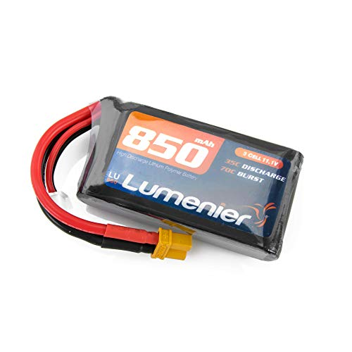 Price comparison product image Lumenier 850mAh 3s 35c Lipo Battery (XT-30)