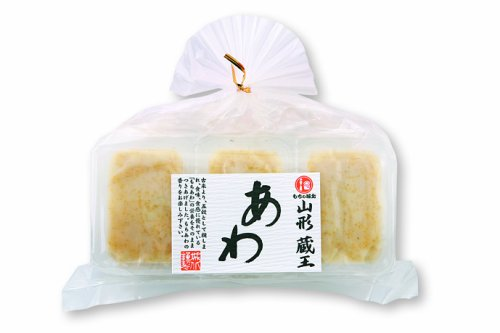 【4位】 城北麺工 山形蔵王あわ餅 360g