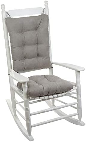 Best Klear Vu Twillo Overstuffed Rocking Chair Set, Seat and Seatback Cushions, 17\