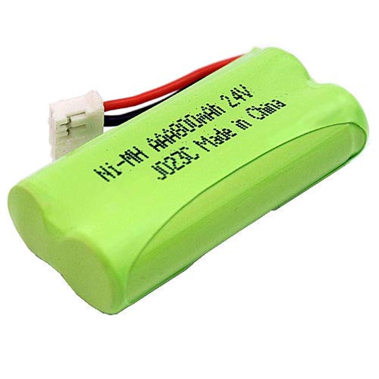 パパ信者スクレーパー【JC】 パナソニック(Panasonic) コードレス子機用 互換充電池 [KX-FAN57 互換品] ニッケル水素(Ni-MH) 大容量 バッテリー 【 J023C 】