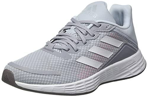 adidas Duramo SL, Sneaker Mujer, Halo Blue/Footwear White/Halo Silver, 39 1/3 EU