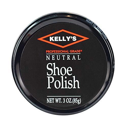 Kelly's Professional Grade Shoe Polish (Neutral)