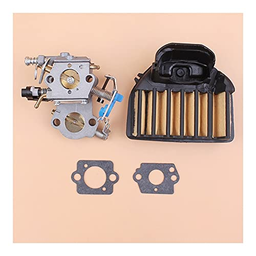 Aplicabilidad Junta de filtro de aire de carburador Ajuste para H-U-SQVARNA 455 460 Piezas de motosierra de R-ancher # para Z-a-m-a C1M-EL35 para W-ALBRO WTA-29 WTEA-1-1 Carburador Ajuste perfecto