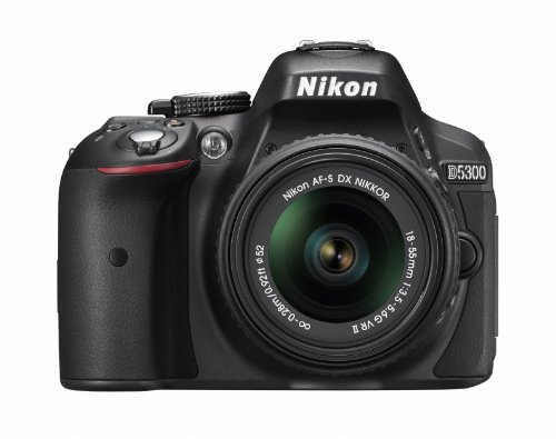 Nikon(ニコン)『D5300 18-55 VR IIレンズキット』
