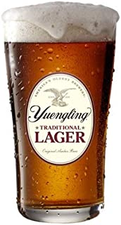 Yuengling Brewery Traditional Lager Beer Pint Glass