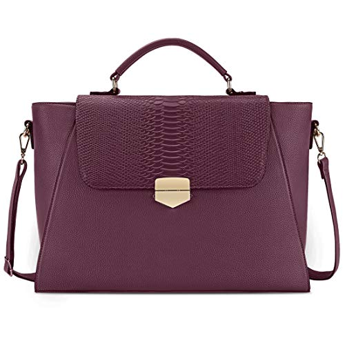 Laptop Bags For Women 15.6 inch Large Ladies Handbags...