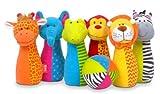 Fiesta Crafts- Set de Bolos Selva (1)