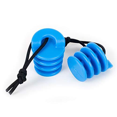 Ocean Kayak Scupper Stoppers - Pack of 2, (Medium, Blue)