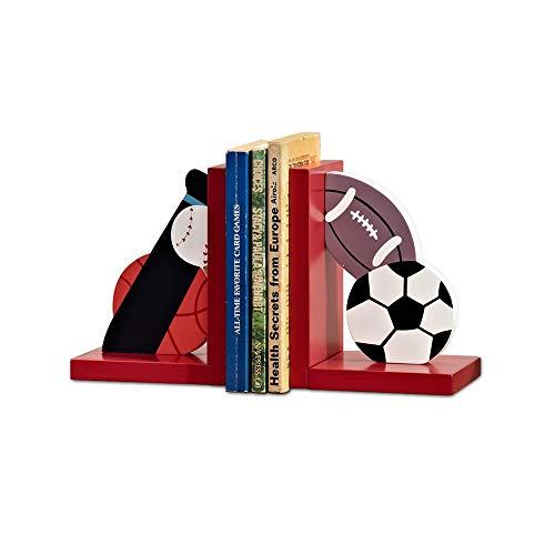 ZAKRLYB Hölzerne Schreibtisch Dekorationen Studienraum Wohnzimmer Dekoration Zubehör Schreibtische Bücherregale Bücherstützen für das Lernen, Jungs-Haus-Schlafzimmer Nachttisch-Einrichtungshandwerk zu